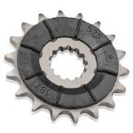 Street Twin, Street Cup, Street Scrambler Counter Shaft 17tx520 Sprocket Front: OEM#  T1189970